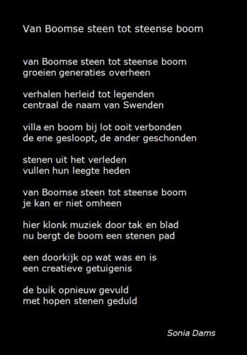 Sonia Dams Steense Boom